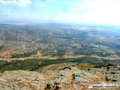 Mondalindo - Mina de plata del Indiano; excursion fin de semana solo mochilas